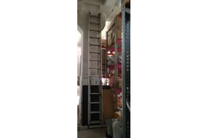 Лестница складная алюминиевая 12 м