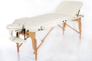 Масажний стіл RESTPRO VIP 3 Бежевий