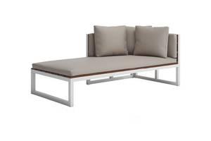 Модульный диван-шезлонг в стиле LOFT (NS-1012)