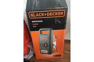 Мойка высокого давления Black Decker BXPW1300E