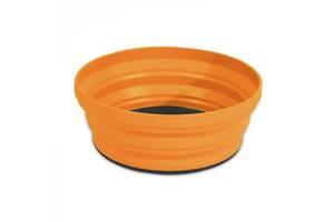 Миска складна Sea To Summit XL-Bowl Orange (1033-STS AXLBOWLOR)