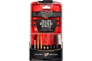 Набор для чистки оружия Real Avid Gun Boss Pro Precision Cleaning Tools (AVGBPROPCT)