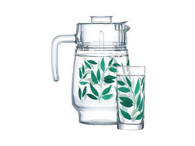бу Набор питьевой Luminarc Amsterdam Leaves Delight Q2456 7 предметов в Одессе