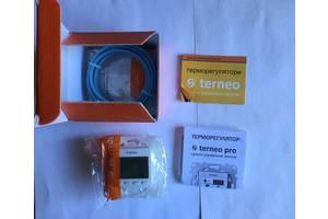 Новый программируемый Терморегулятор Terneo pro .