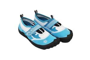 Обувь для пляжа и кораллов, аквашузы SportVida SV-DN0009-R34 Size 34 Blue-White SKL41-227711