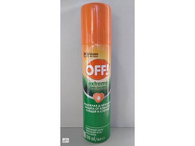 купить бу Off Еxtreme средство от комаров, клещей и других насекомых/средство от комаров в Львове