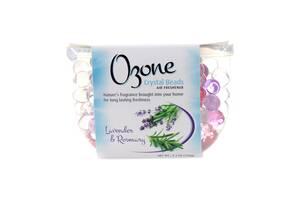 Освежитель для воздуха Ozone Crystal Beads Лаванда и Розмарин, 150 г