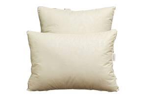 Подушка с бортом лебяжий пух