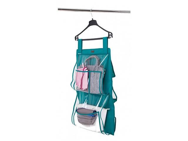 бу Подвесной органайзер для хранения сумок Plus Organize лазурь HBag-PlusSKL34-176319 в Харькове