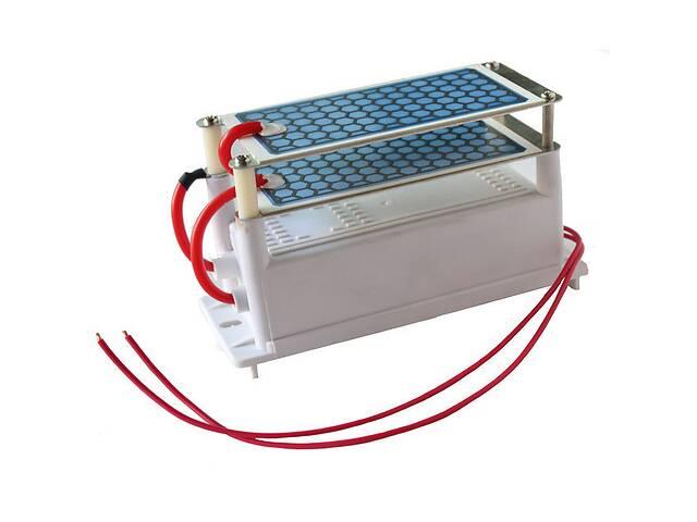 бу Портативный воздухоочиститель ионизатор генератор озона озонатор керамический 220В Kronos 10gc (gr_006532) в Киеве