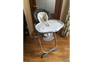 Продам детский стульчик Chicco Polly Magic
