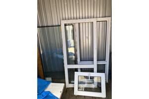 Продам металопластикові вікна 4 штуки