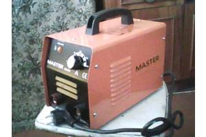 Продам новый сварочный инверторный аппарат Master
