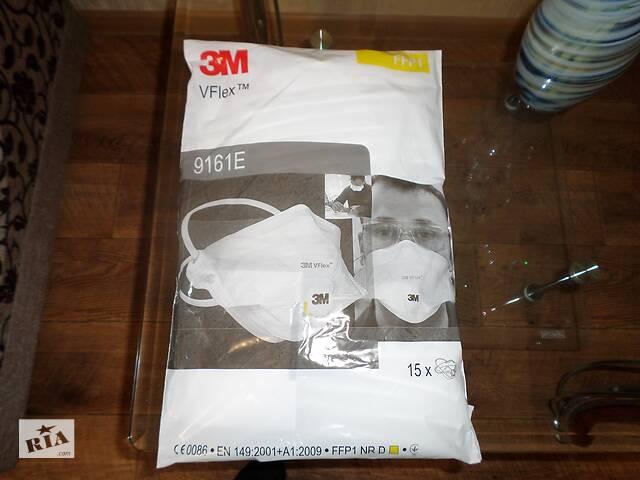 купить бу Продам респиратор 3М9161е поштучно в Кривом Роге