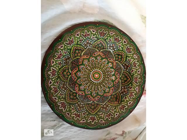 бу Продам тарелку, роспись ручной работы. в Одессе
