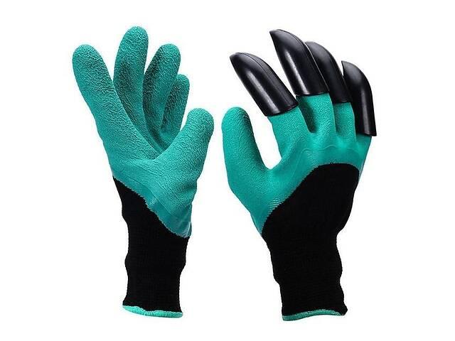 Садовые перчатки с когтями Garden Gloves- объявление о продаже  в Киеве