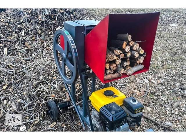 Садовый Измельчитель веток до 65мм бензо, веткоруб