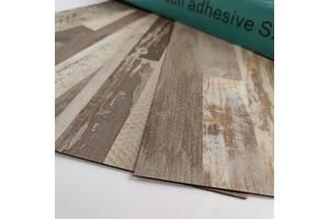 Самоклеящаяся виниловая плитка Мозаика светлая, цена за 1м2 (СВП-007)