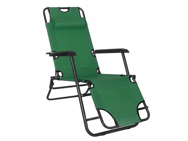 продам Шезлонг (кресло-лежак) для пляжа, террасы и сада Springos Zero Gravity GC0005 бу в Одессе