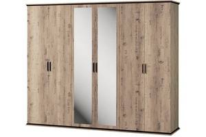 Шкаф 6Д Палермо Мир Мебели