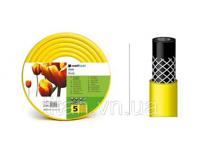 продам Шланг огородный Cellfast (Селфаст) серия Plus 3/4' (19мм), 25м бу в Виннице