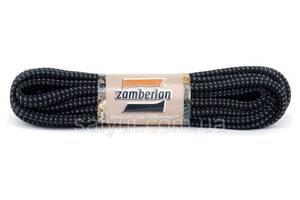 Шнурки Zamberlan Laces, Чёрный (125 см)