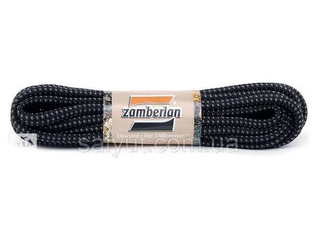 бу Шнурки Zamberlan Laces, Чёрный (125 см) в Львове