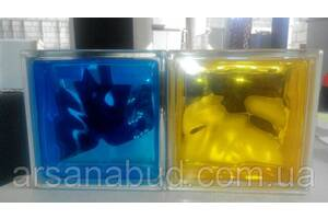 Стеклоблоки чешские 19х19х8 см Seves Glass в наличии (склад импортеру)