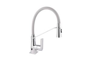 Смеситель для кухонной мойки Q-tap Estet CRG (QTESTCRG007F)