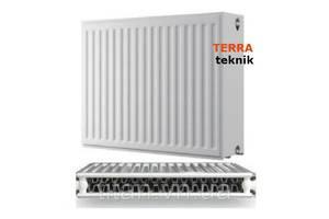 Сталевий радіатор Terra teknik 22 тип 500Х1300