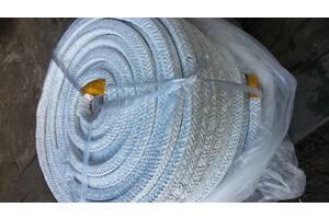 Стекло-асбоволоконные уплотнительные шнуры для дверцы котла