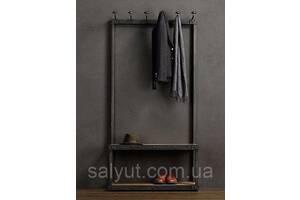 Стойка - Вешалка для Одежды в стиле LOFT (NS-970004075)