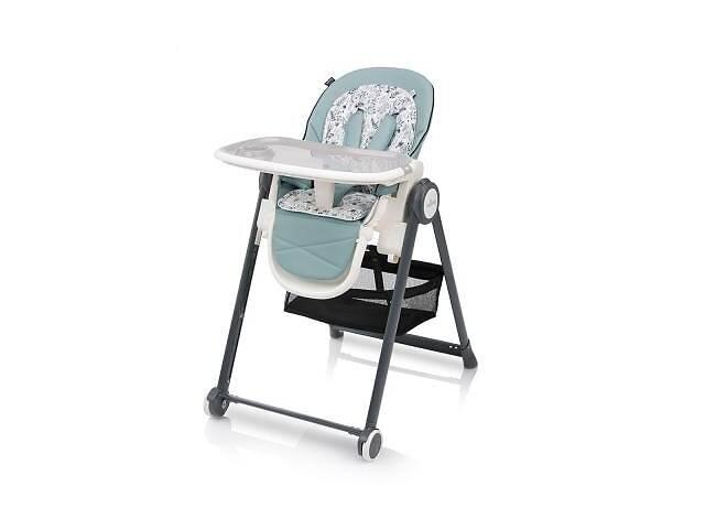 купить бу Стульчик для кормления Baby Design Penne 05 Turquoise (292989) в Харькове
