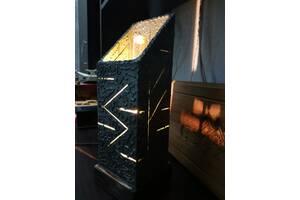Світильник з металу в стилі лофт,ручної роботи.