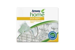 Таблетки для автоматических посудомоечных машин DISH DROPS AMWAY 60 шт./уп