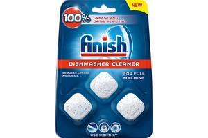 Таблетки для посудомоечных машин Finish Dishwasher Cleaner 3 шт (5900627073003)