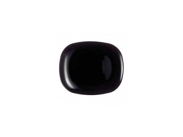Тарелка десертная Luminarc Sweet Line Black E7996 21.5х19 см- объявление о продаже  в Одессе