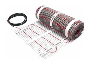 Теплый пол DEVI Mat 200T двухжильный нагревательный мат 3.1кв.м (83020740)