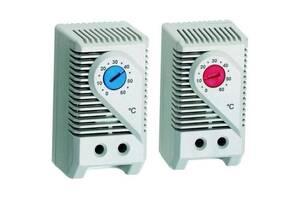 Терморегулятор STEGO KTS 011 (нормально-замкнутый контакт (NC)) (01141.0-00)