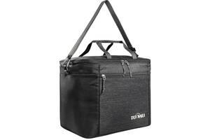 Термосумка Tatonka Cooler Bag L черная 25 л