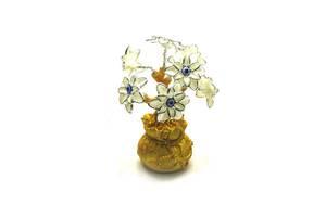 Цветы На Мешке Богатства (20Х8Х8 См) 27868
