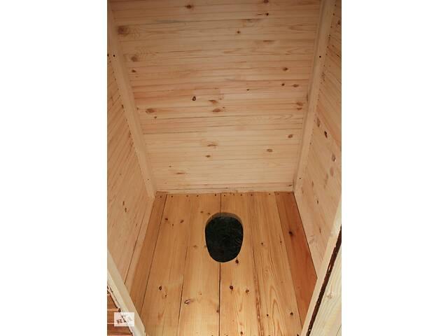 купить бу Туалет деревянный,дачный.Акция доставка бесплатно!!! в Киеве