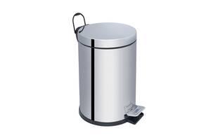 Відро для сміття Lidz (CRM) 121.01.08 8 л