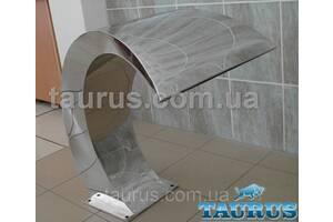 Водоспад з полірованої нержавіючої сталі Cobra (Кобра), плечовий масажер від виробника TAURUS
