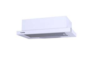 Витяжка кухонна VENTOLUX GARDA 60 WH (650) 1M