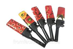 Зажигалка Кухонная газовая 138А (овощи)