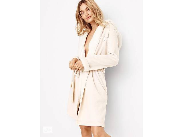 купить бу Жіночий халат cozy short robe Victoria's secret новий в наявності в Миколаєві