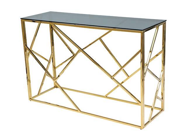 купить бу Журнальный стол Signal Мебель Escada C Золотой (ESCADACZLC) в Одессе