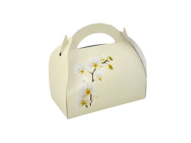 купить бу Коробочка для гостей с орхидеей в Кам'янець-Подільському