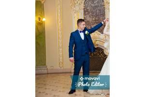 Костюм Мужской тройка Renzo Martinelli на выпускной, свадьбу, праздник